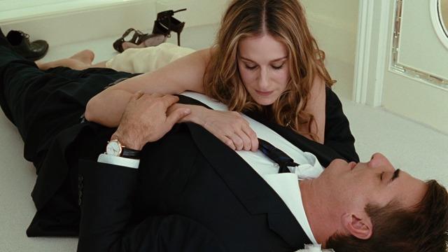 Секс в большом городе фильм на dvd сам
